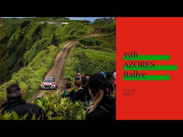 Suzuki 2021   Capítulo 6   Rallye de Azores
