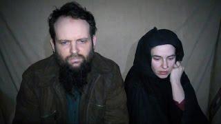 بعد اختطافهم في 2012.. فيديو لكندي وزوجته الأمريكية يناشدان حكومتيهما: امنعوا إعدام عناصر «طالبان» وإلا قتلونا