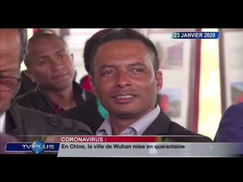 JOURNAL DU 23 JANVIER 2020 BY TV PLUS MADAGASCAR