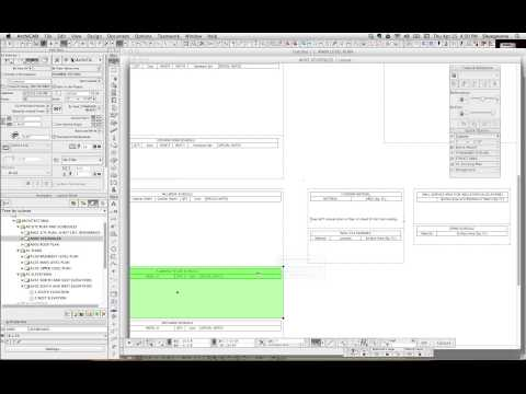 ArchiCAD Template Basics: View Map and Layout Book – Shoegnome