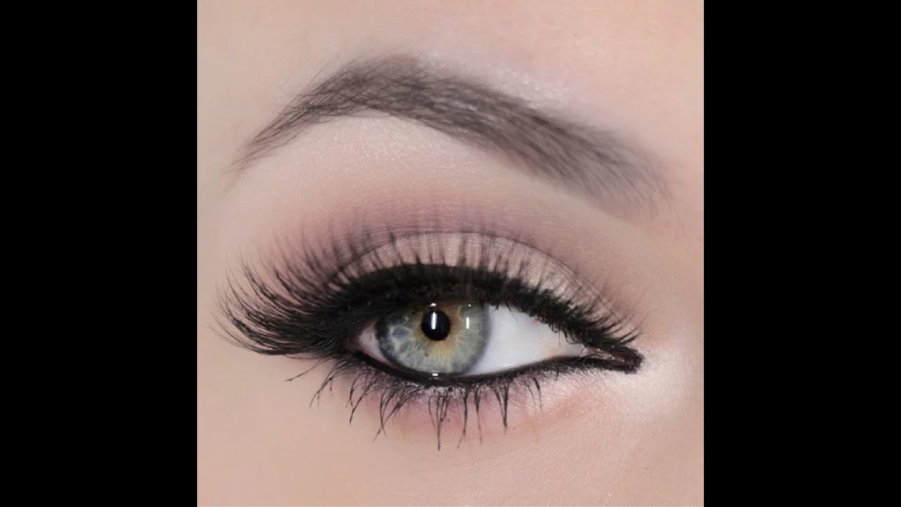 Neutral eye look youtube baditri Images