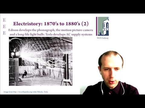 Lecture 1: What is Electrical & Electronic Engineering? (1)