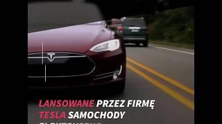 Tygodnik TVP - Samochody Tesli to zabawki dla znudzonych kalifornijskich bogaczy?