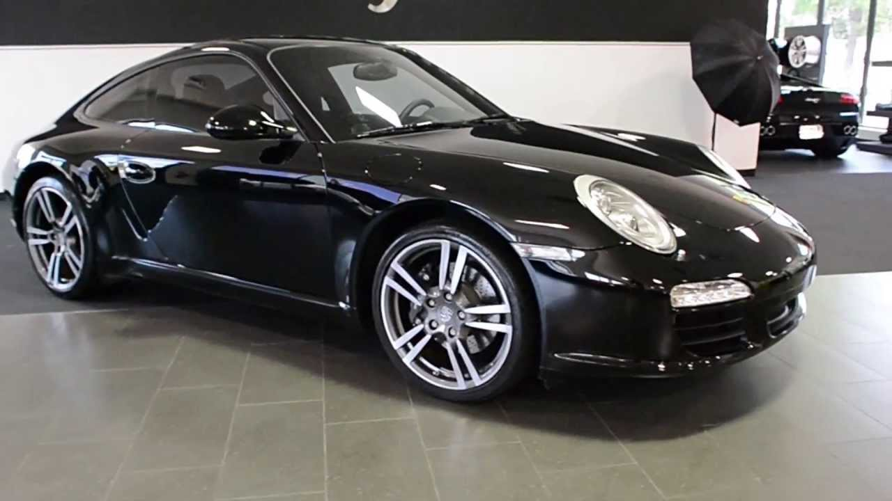 2010 Porsche 911 Black Edition photo - 3
