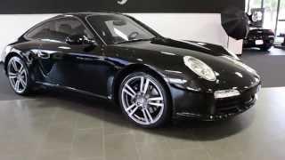 Porsche 911 Black Edition Cabriolet 2012 Videos