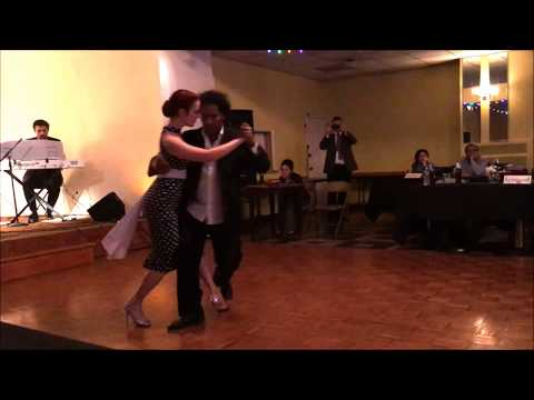 #1 of 2 - Milonga del Angel - Andres Amarilla & Meredith Klein with Studio Trio Playing Live