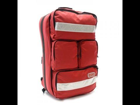 ESKI Medical Backpack - mytraumabag.com FFAS Malaysia