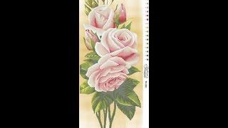Моя долгожданная покупка вышивки бисером Нежные Розы!