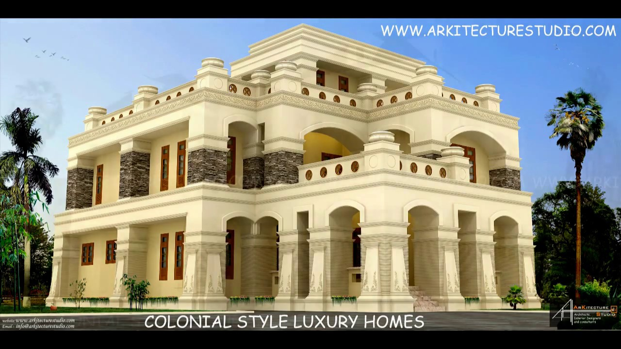 Luxury Kerala Home Designs At Its Best Must Watch