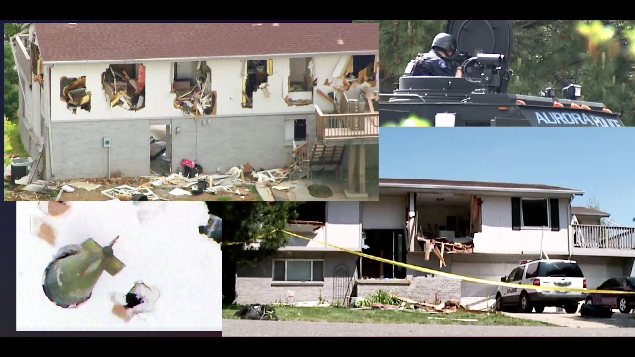 SWAT standoff destroys house; homeowner sues city (Updates in description below)