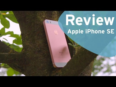 Apple iPhone SE review (Dutch)