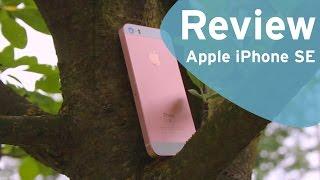 Apple iPhone SE review (Dutch)