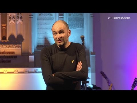 Third Person 2016: Session 1 - Alan Scott