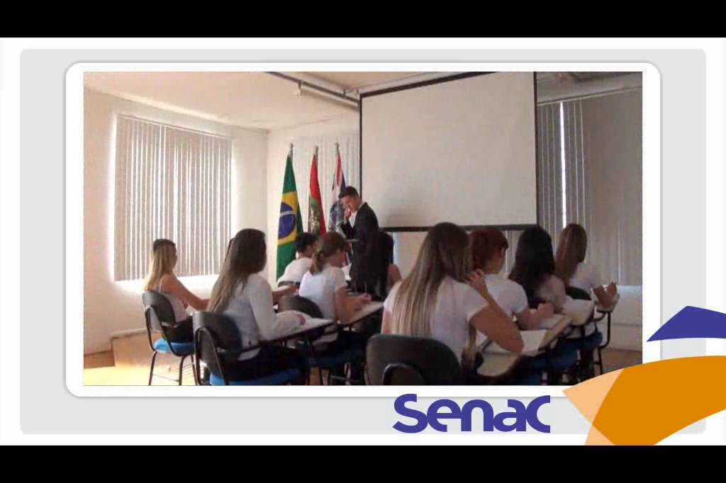 Faculdade SENAC realiza gincana na...