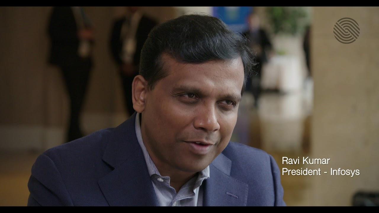 WorkingNation Overheard: Ravi Kumar at Milken Global Conference 2019 | WorkingNation