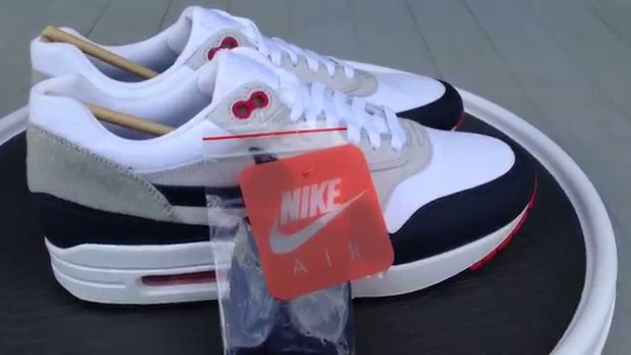 finest selection b3a02 889ef ... v sp 9dcaa fc9c9  promo code for nike air max 1 patch paris review  youtube bccaa d4ea7