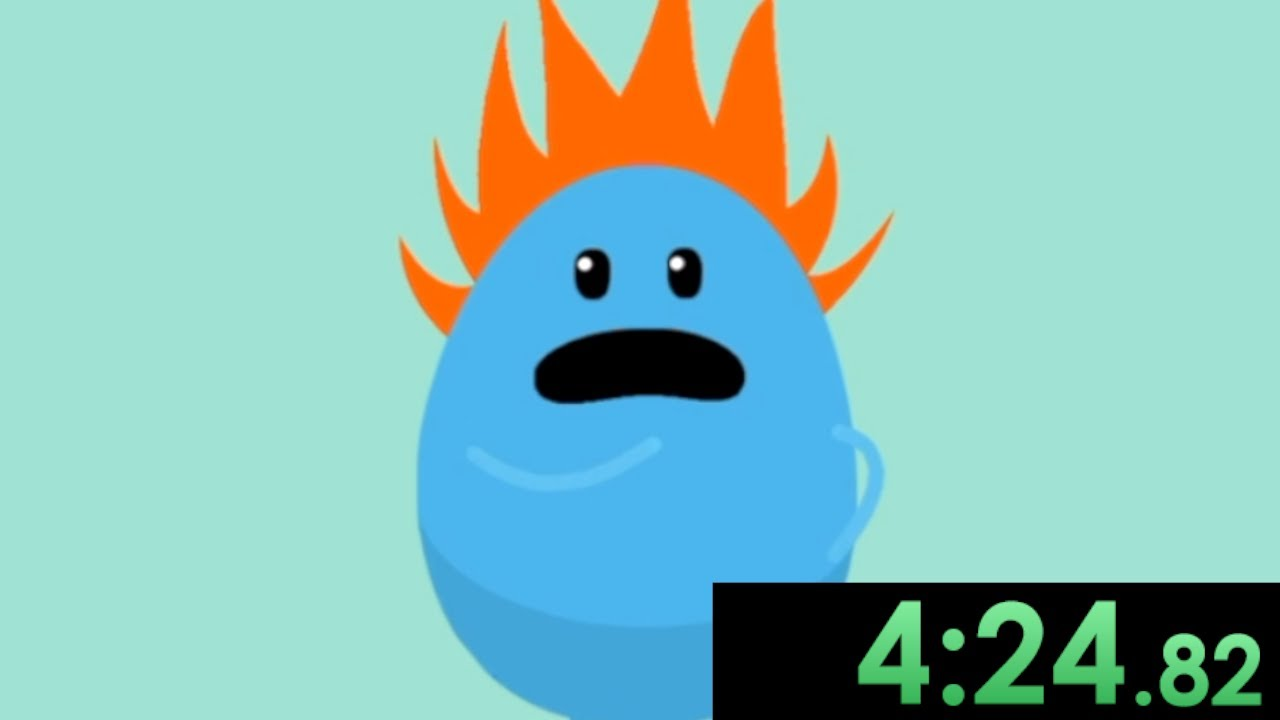 I tried speedrunning Dumb Ways To Die and almost lost my sanity...