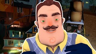 HELLO NEIGHBOR ALPHA 3 Full Game