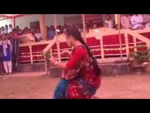 Chittagong Teen Girl Dance In School Program