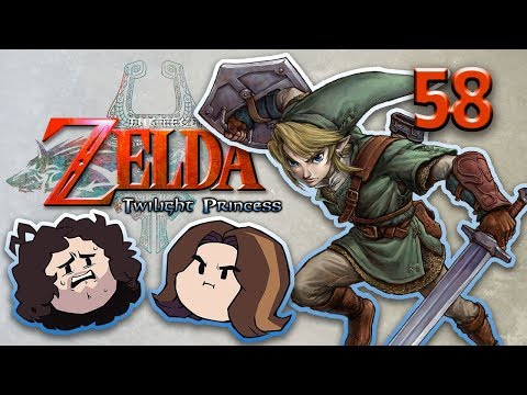 Zelda Twilight Princess - 58 - It Smells Like Fish Broth