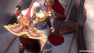 God of War 2 HD - Full Story version (Part 12 Protect the translator)