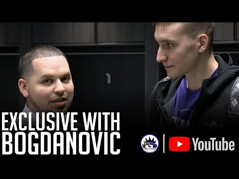 Exclusive Interview with Bogdan Bogdanovic