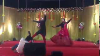 Best Couple Sangeet Performance | Morni Banke | Amazing Fun Choreography | Etram Dance Academy