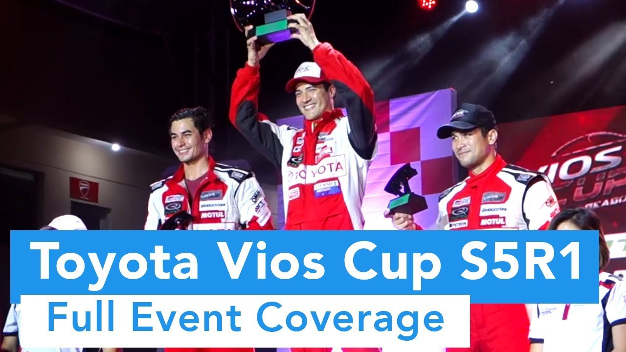 Toyota Vios Cup Season 5 Race 1 (Full Event Coverage)