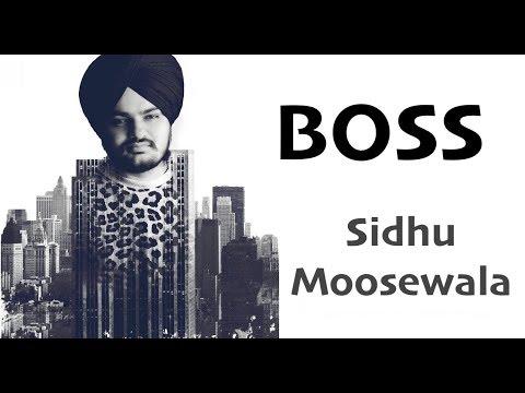 Boss (Full Song) - Sidhu Moose Wala - Snappy | New Punjabi Song 2018