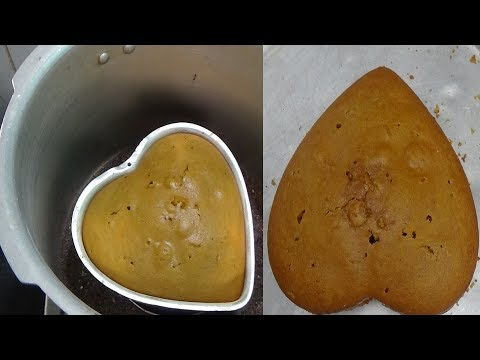 Different Sponge Cake in Tamil / Wheat and Jaggery Cake/  Pressure cooker vanilla cake in Tamil
