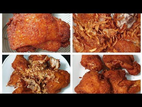 ไก่ทอดหาดใหญ่ ทอดอย่างไรให้อร่อย หนังกรอบสวย เนื้อนุ่มฉ่ำ พร้อมเทคนิคการเจียวหอมแดง l อร่อยพุง