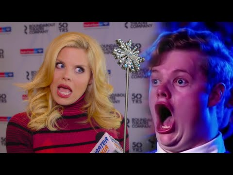 Theater Gone Wrong: Megan Hilty Remembers One of Many Wicked Disasters