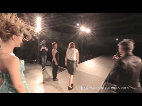 Pacific Style Week Fashion Catch Алекс Пеццика Мастер Класс