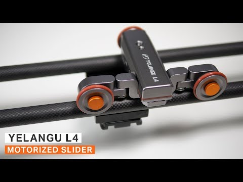Yelangu L4 Auto Dolly - $50 Motorized Slider | Filmmaking Today