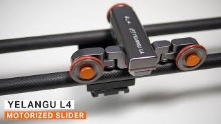 Yelangu L4 Auto Dolly - $50 Motorized Slider | Filmmaking Today