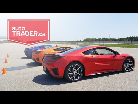 2019 Acura NSX: 573 HP On The Track