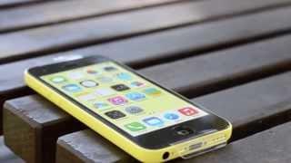 iPhone 5C - розпакування HD