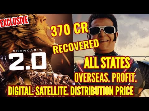 2.0 RECOVERS WHOPPING 370 CR BEFORE RELEASE | ECONOMICS DISTRIBUTION AND DIGITAL RIGHTS EXPLAINED