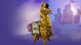 Comment obtenir le lama d'or sur fortnite - Save the World Squad Guide
