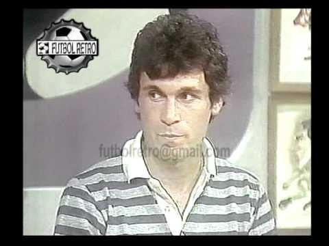 Hector Cuper de Ferro  Metro 1984 FUTBOL RETRO TV