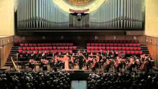 Sibelius Violin Concerto, Soloist: Alex Isted