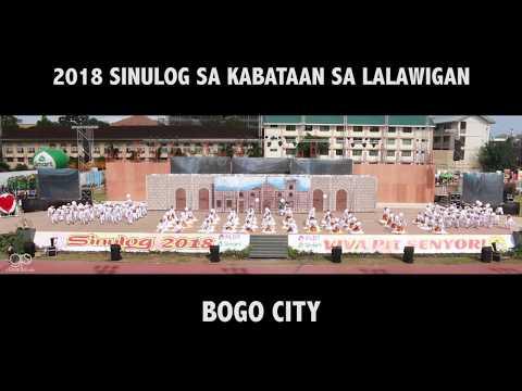3rd Place - 2018 Sinulog sa Kabataan sa Lalawigan (Bogo City)