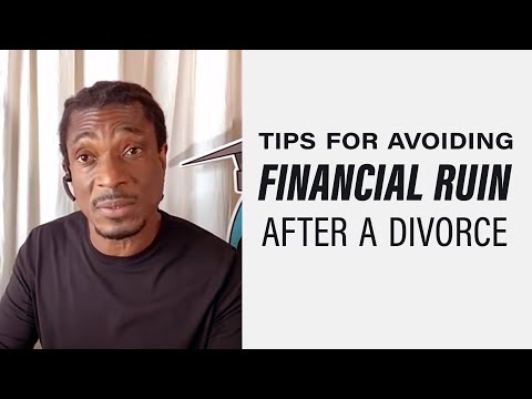 Avoiding The Devastating Financial Impact of A Divorce