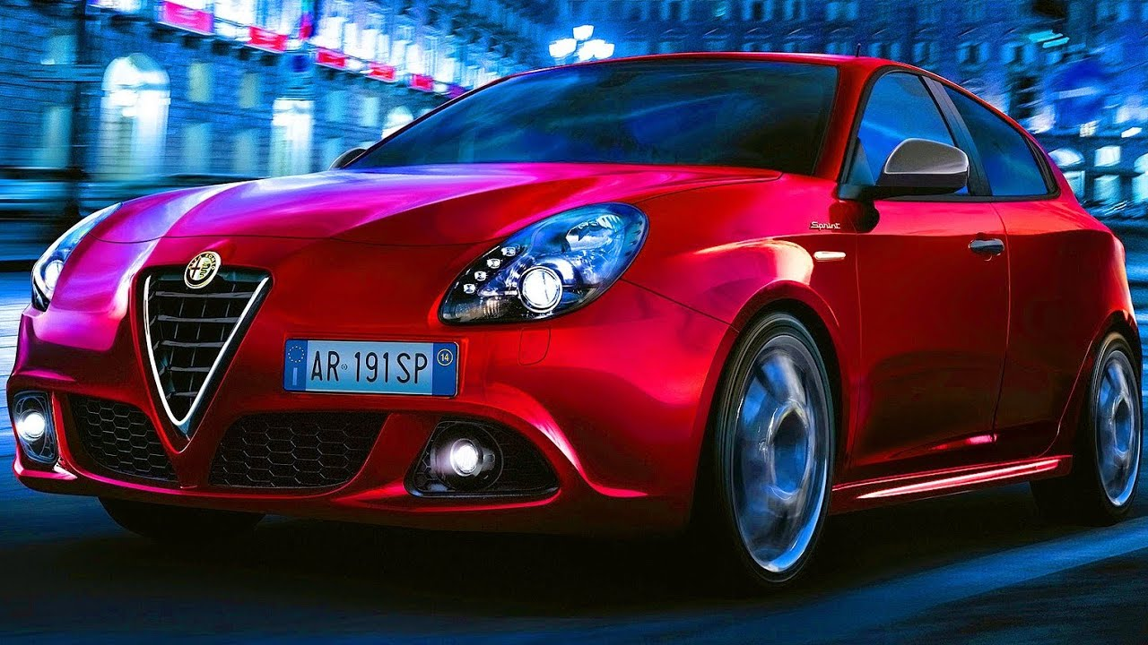 alfa romeo giulietta sprint 2015 105 cv 175 cv youtube. Black Bedroom Furniture Sets. Home Design Ideas