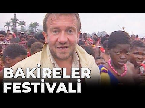 Bakireler Festivali - Swaziland | Coşkun Aral Anlatıyor
