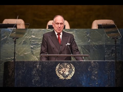 WJC President Ronald Lauder's address at UN conference on BDS