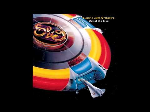 ELO - Out of the Blue: Sweet is the Night (HD Vinyl Recording)