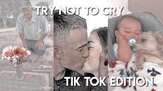Download lagu Try Not To Cry Tik Tok Edition pt 2
