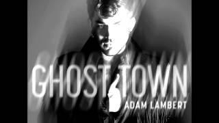 Adam Lambert Ghost Town Extended