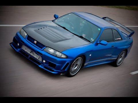Best Nissan Skyline GTR exhaust sounds